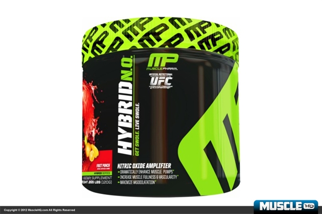 MusclePharm Hybrid NO - 20 Servings